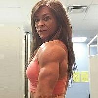 51 year old IFBB Figure Chris Cocoromitis