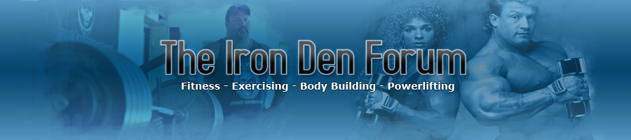 The Iron Den - Powered by vBulletin