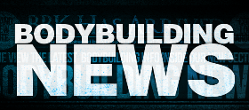 bodybuilding news