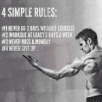 Bodybuilding Rules For A Better Physique!