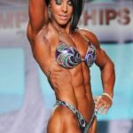 Dana Linn Bailey IFBB Physique Pro and Ms. Olympia