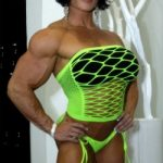 Aleesha Young IFBB Pro Bodybuilder Profile