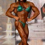 Christine Envall IFBB Pro Bodybuilder Profile