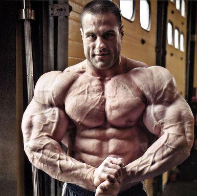 Evan Centopani IFBB Pro Bodybuilder Profile