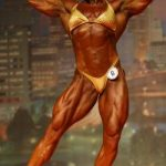 Tazzie Colomb IFBB Pro Bodybuilder Profile