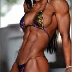 Tina Nguyen IFBB Pro Fitness Model Profile