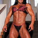 Alina Popa IFBB Pro bodybuilder Profile