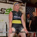 Professional Powerlifter Gracie Vanasse Profile
