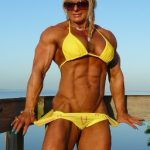 Maryse Manios IFBB Pro bodybuilder Profile