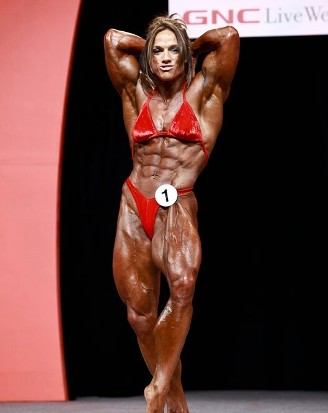 sheila bleck IFBB Pro bodybuilder