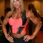 Valentina Chepiga IFBB Pro Bodybuilder Profile