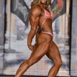 IFBB Women's Physique Pro Danielle Reardon Profile