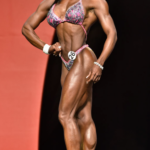 IFBB Pro Female Bodybuilder Latorya Watts