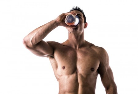 Creatine Monohydrate drink