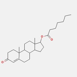 Testosterone Enanthate Molecule