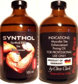 synthol vial